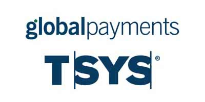 Global Payments -TSYS Logo